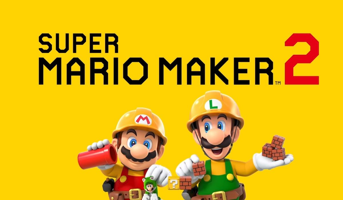 Super Mario Maker 2 is coming to Nintendo Switch this summer