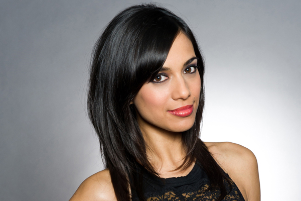 "FIONA WADE (Priya)""I watched Emmerdale for years before I came into it. My mum was a big fan. All of a sudden I'm involved in a storyline with Cain and then a romance with David. So it's been a lot of fun!"""