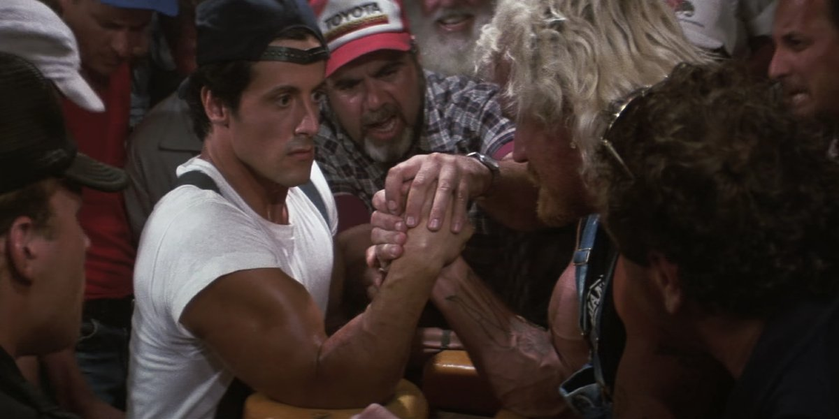 Sylvester Stallone in Over The Top