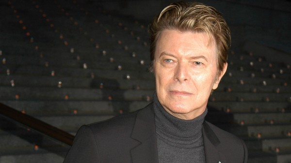 David Bowie died at the age of 69 from cancer