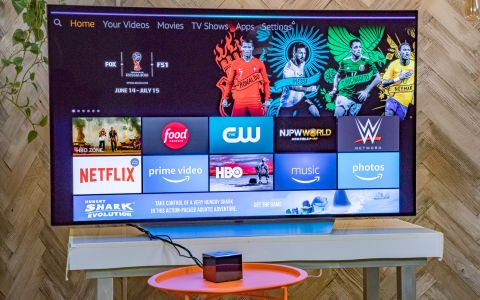 Amazon Fire TV Cube Review: Alexa Shines as Voice Remote