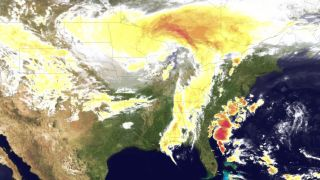 deadly storm satellite photo april 26 2011