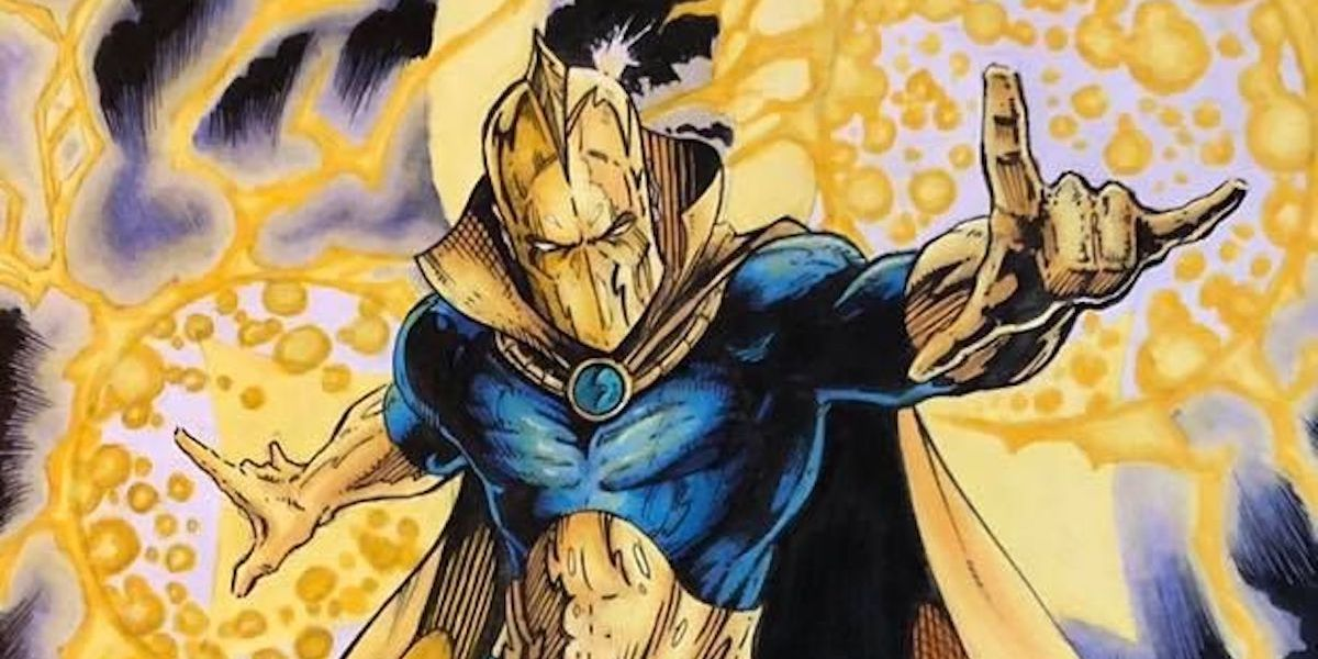 Doctor Fate in the comics