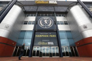 Scottish National Stadium Decision Announcement – Hampden Park