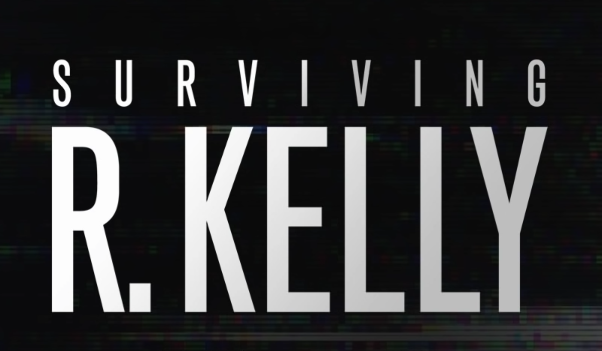 surviving R kelly logo