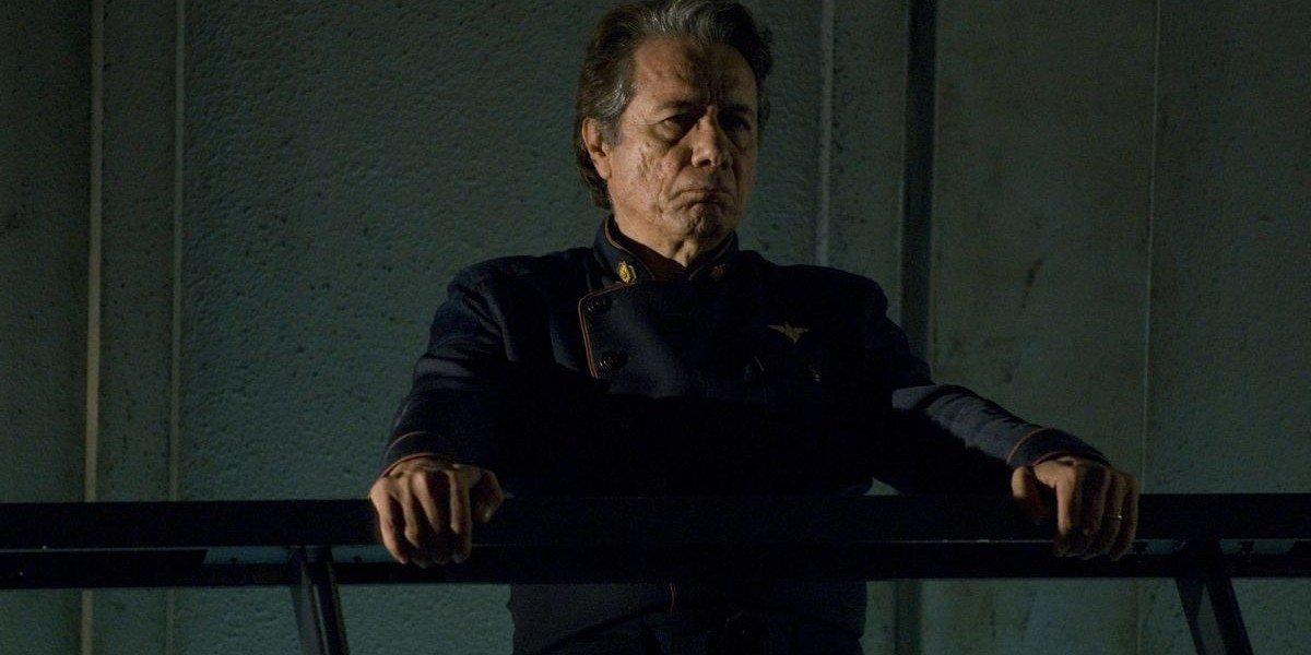 Edward James Olmos - Battlestar Galactica