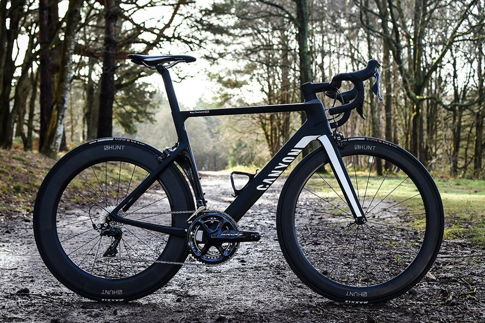 Hunt Bike Wheels Launches New Team Edition Carbon Tubular