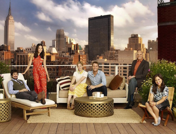 Manhattan Love Story cast