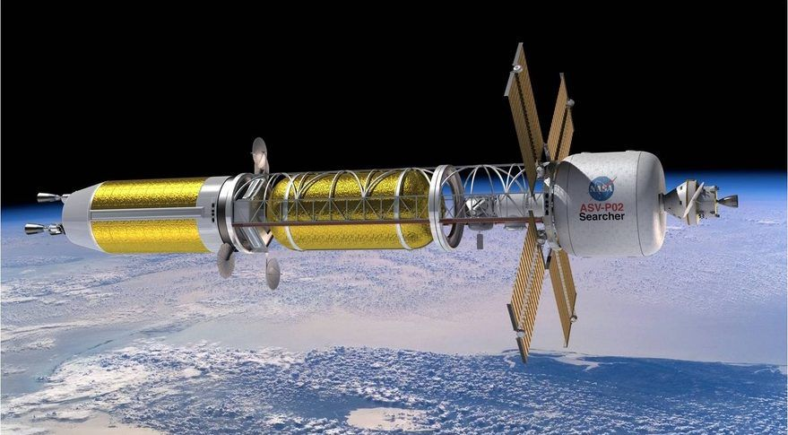 Nuclear Propulsion Could Be 'Game-Changer' for Space Exploration, NASA Chief Says