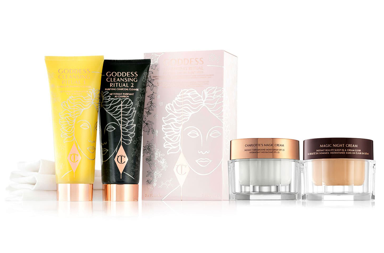 The ultimate kit for a magical spa experience at home is on sale now