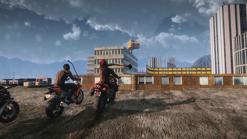 Road Rash successor Road Redemption rides out of Early ...