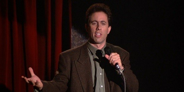Jerry Seinfeld Talks Jokes In Relation To James Gunn's Firing - CINEMABLEND