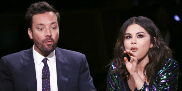 The Tonight Show Starring Jimmy Fallon Selena Gomez NBC