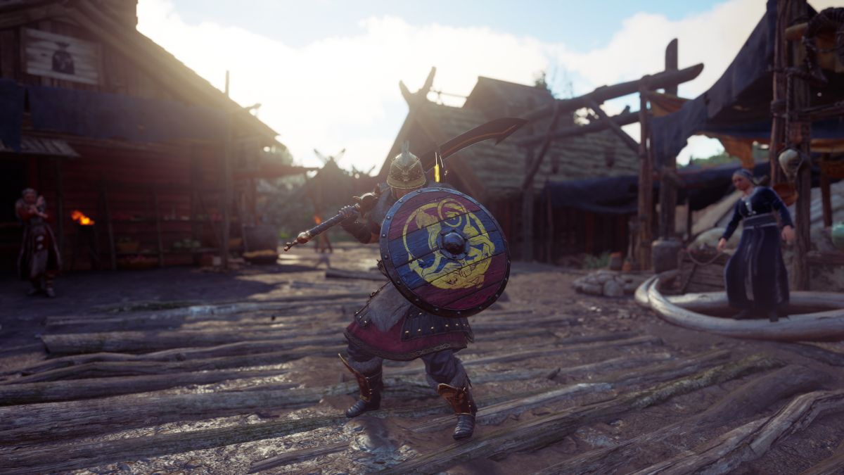 Assassin's Creed Valhalla Wrath of the Druids weapons list
