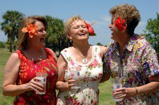 seniors party
