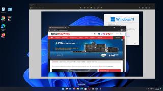 Screenshots in Windows 11