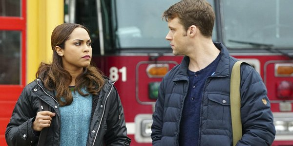 chicago fire monica raymund gabby dawson jesse spencer matt casey
