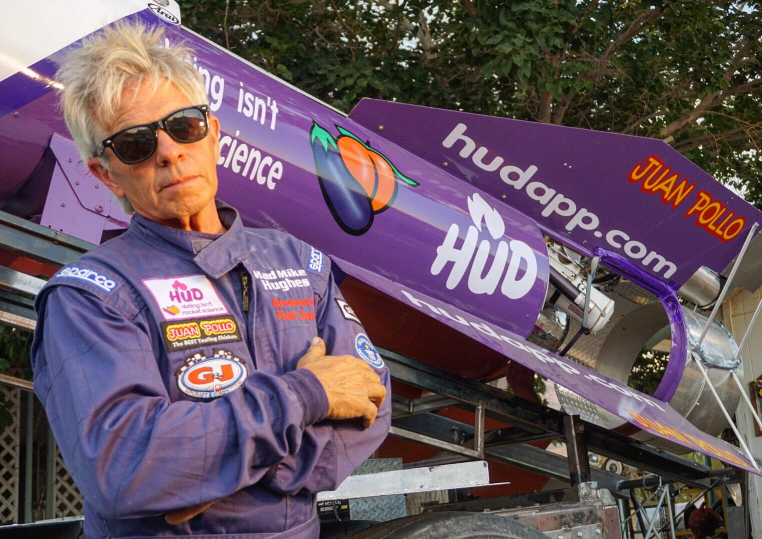 Mad' Flat-Earther to Launch Himself 5,000 Feet Up on a