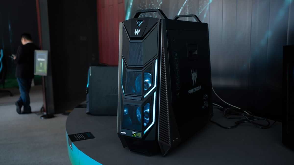 First look: Acer Predator X – the world ender of gaming PCs
