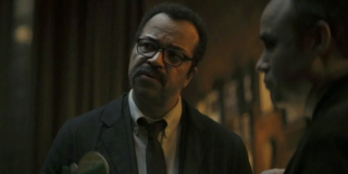 Jeffrey Wright in The Batman teaser