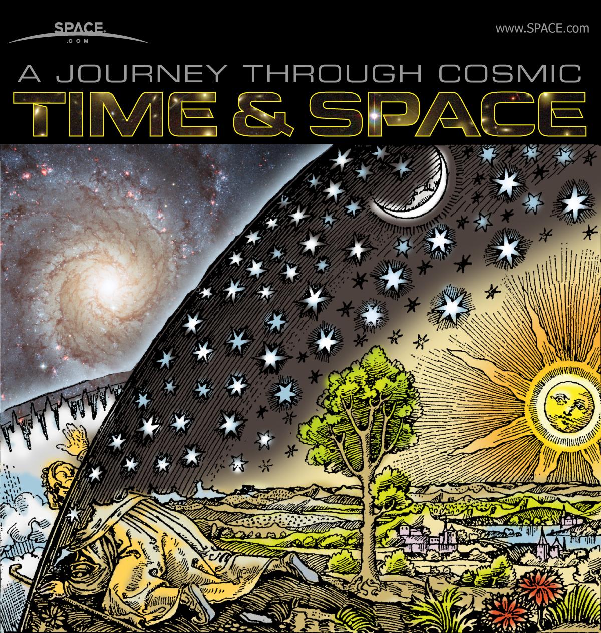 The Origin History Evolution Future Of The Universe Space