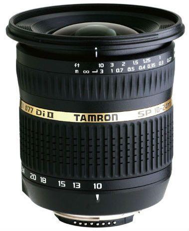 Tamron Auto Focus 10-24mm f/3 5-4 5 SP Di II LD Aspherical (IF) Lens
