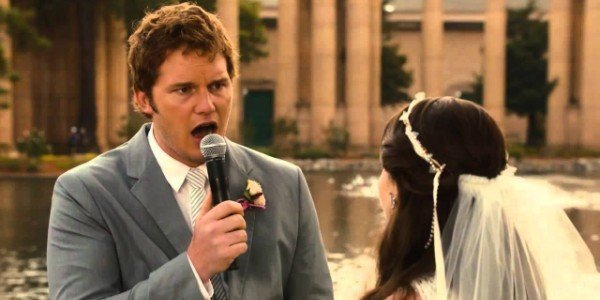 Chris Pratt - The Five-Year Engagement