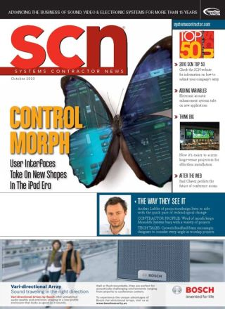 SCN October 2010 Online Index
