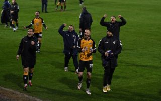 Newport County FourFourTwo League Two prediction