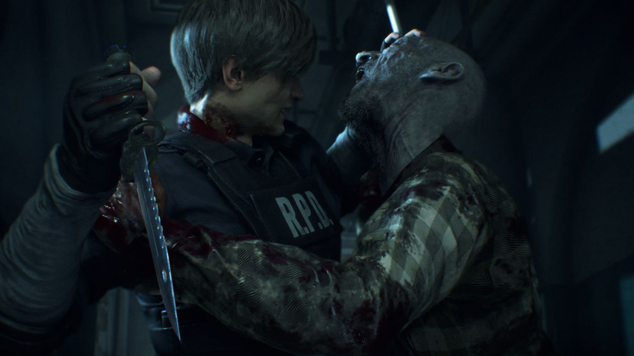 People are speedrunning the Resident Evil 2 Remake demo | PC Gamer