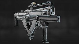 Fusion 360: Model of a gun