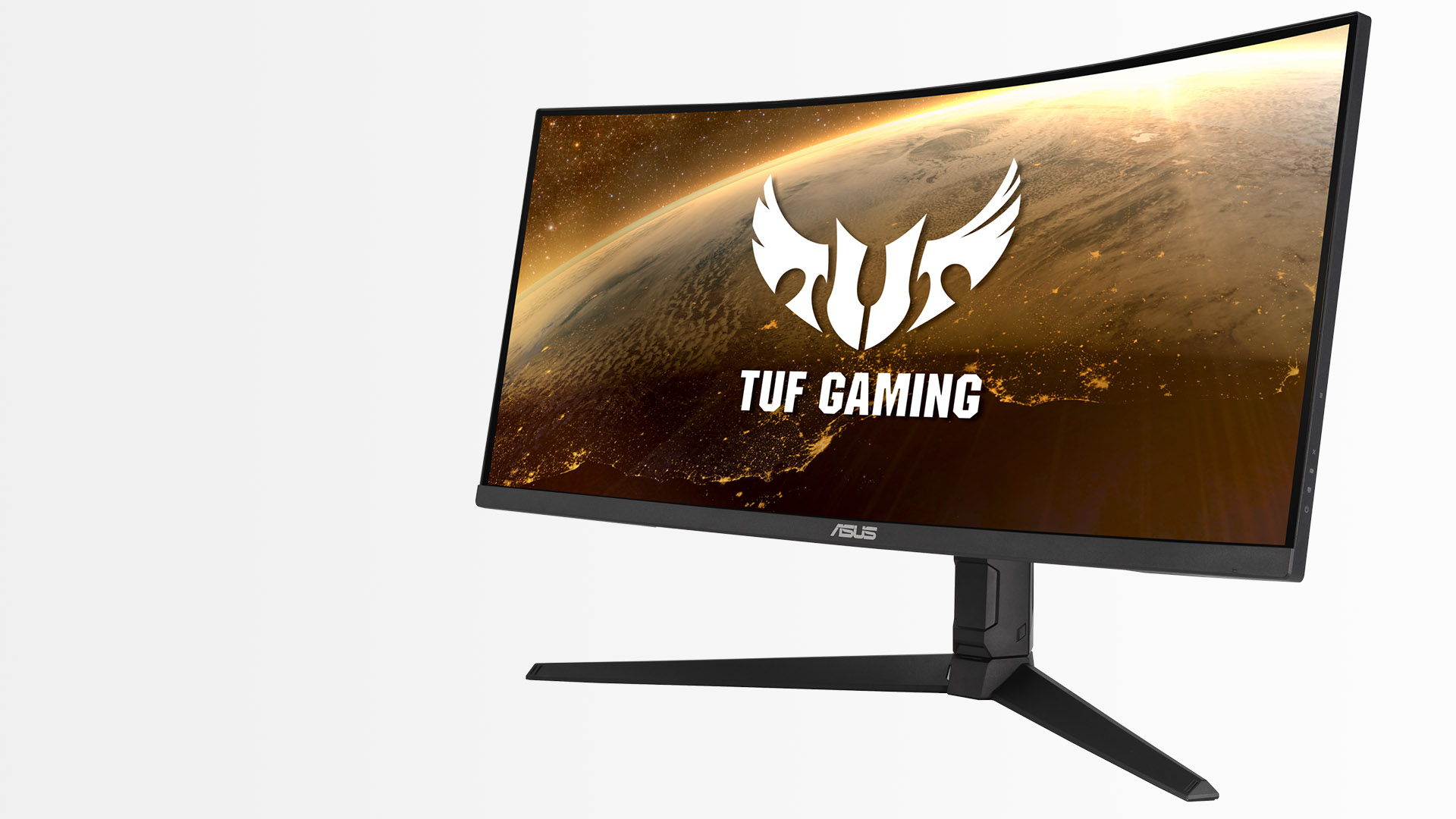 New screen from Asus is big, fast, TUF