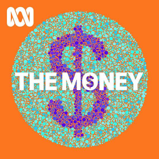 The Money podcast album art