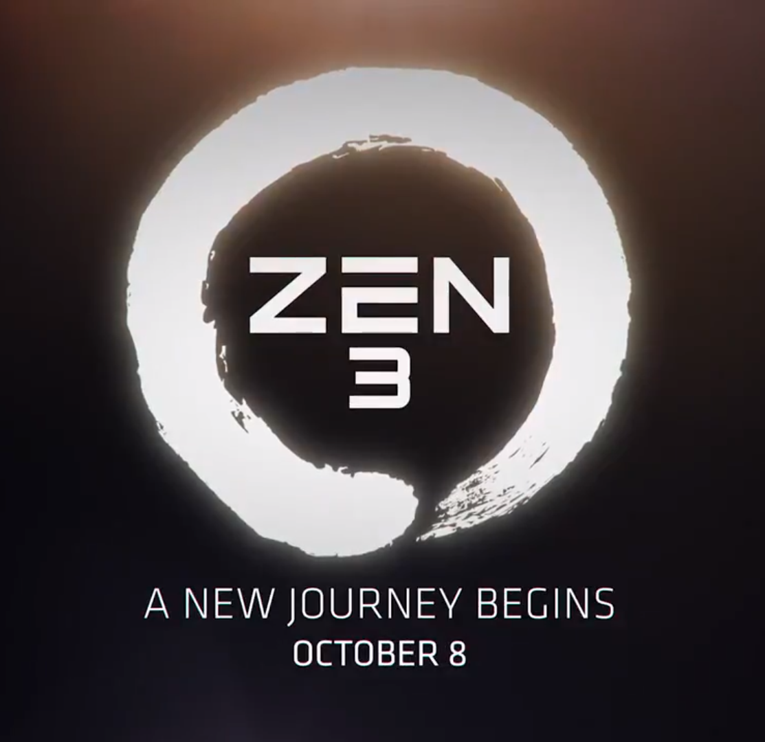 Amd Announces Keynote Dates For Zen 3 And Rx 6000 Big Navi Tom S Hardware