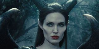 Angelina Jolie as Maleficent in Maleficent (2014)