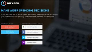 Buxfer - Perfect for managing personal finances