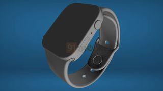 apple watch 7 leaked render