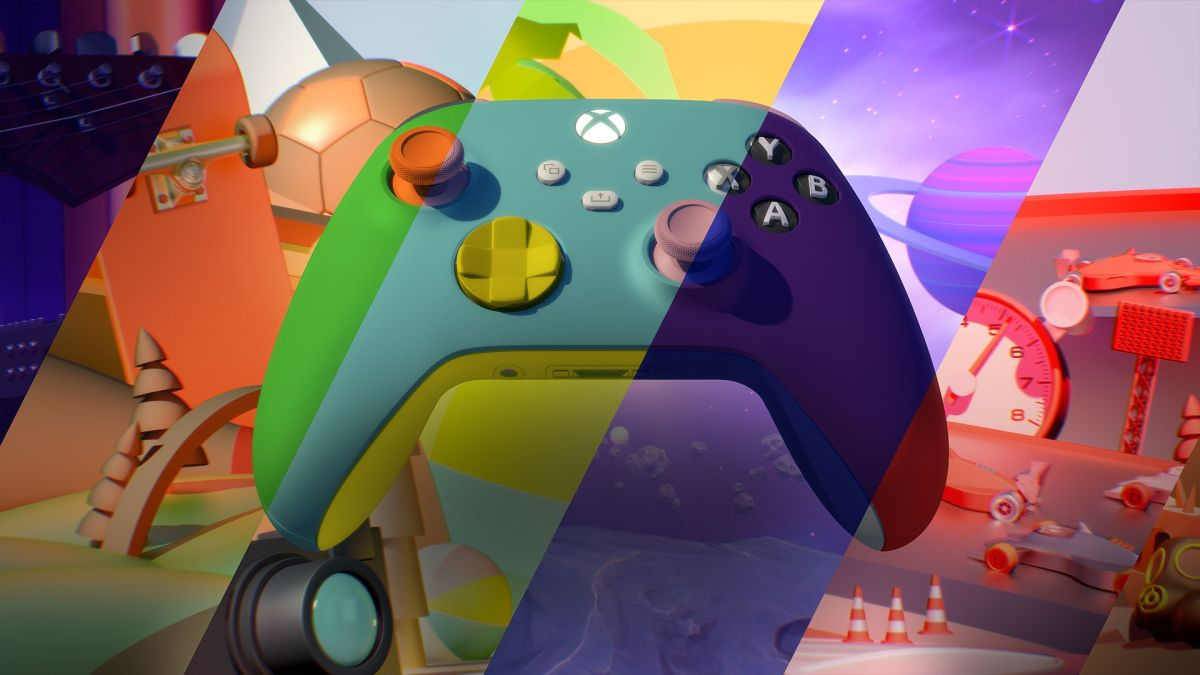 Xbox Design Lab will allow you to customise your Xbox Collection X controller beginning in the present day