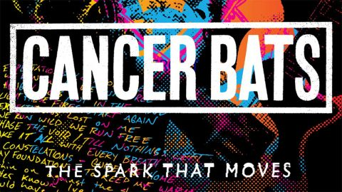 Cancer Bats – The Spark That Moves album artwork