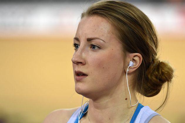 Victoria Williamson Great Britain 2014 track world cup