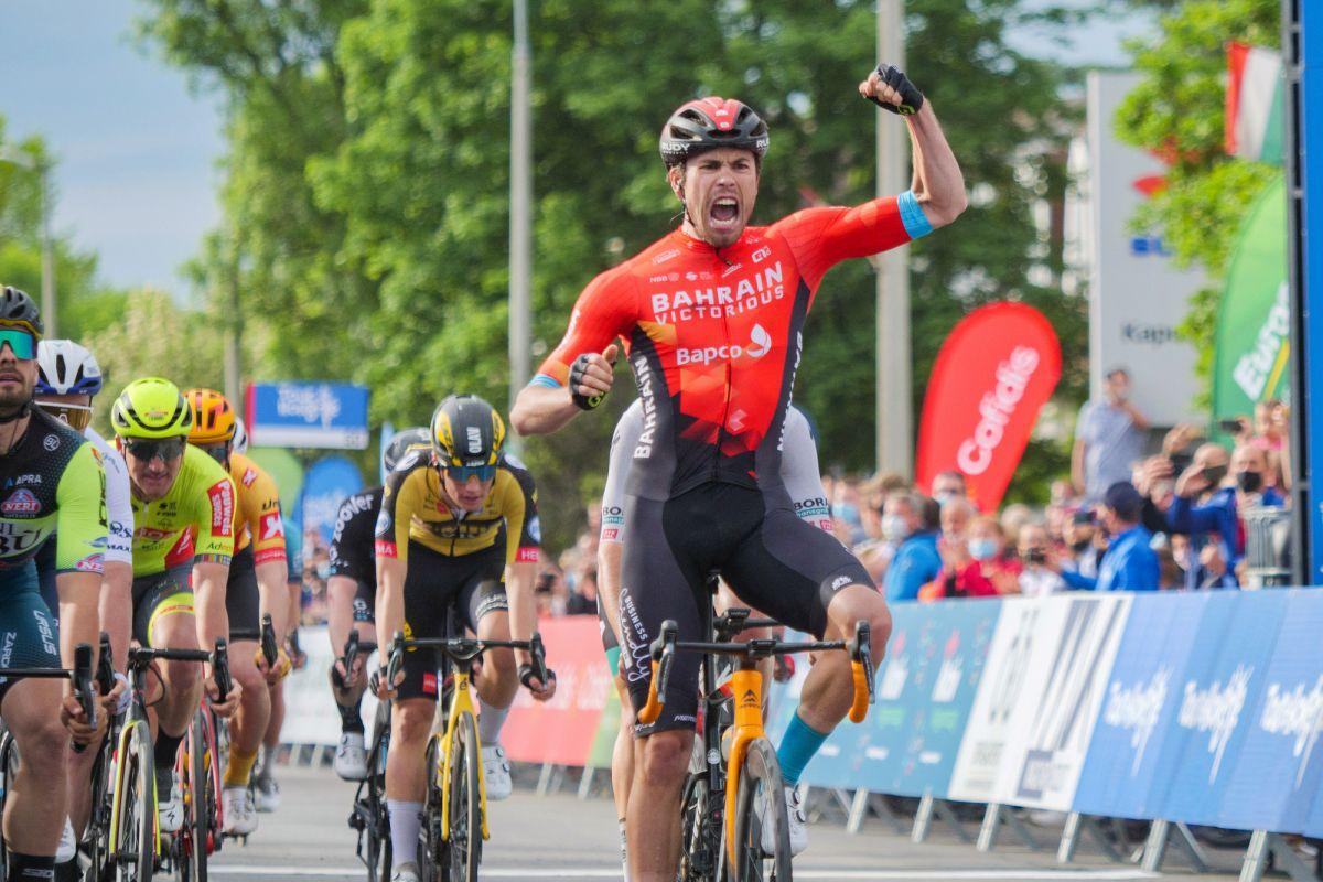 Tour de Hongrie: Bauhaus wins stage 1