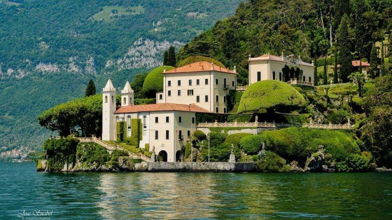 George Clooney's Italian Villa