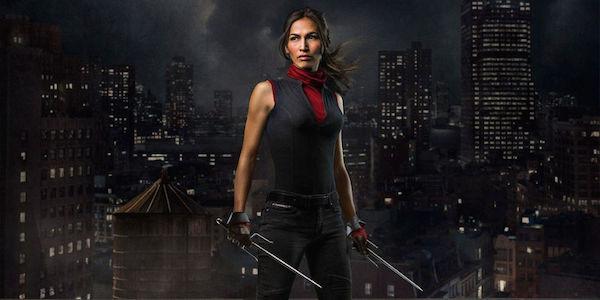 Elektra Netflix Daredevil