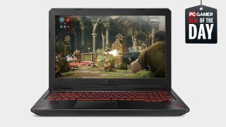 Grab a pre-Black Friday deal on an Asus TUF FX gaming laptop from £599 on Amazon