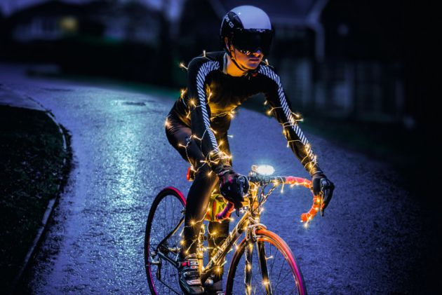 Image result for christmas biking