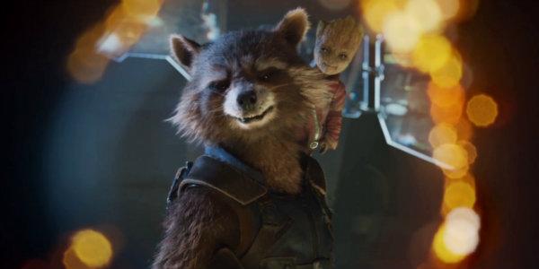 Rocket Raccoon Guardians of the Galaxy Vol. 2