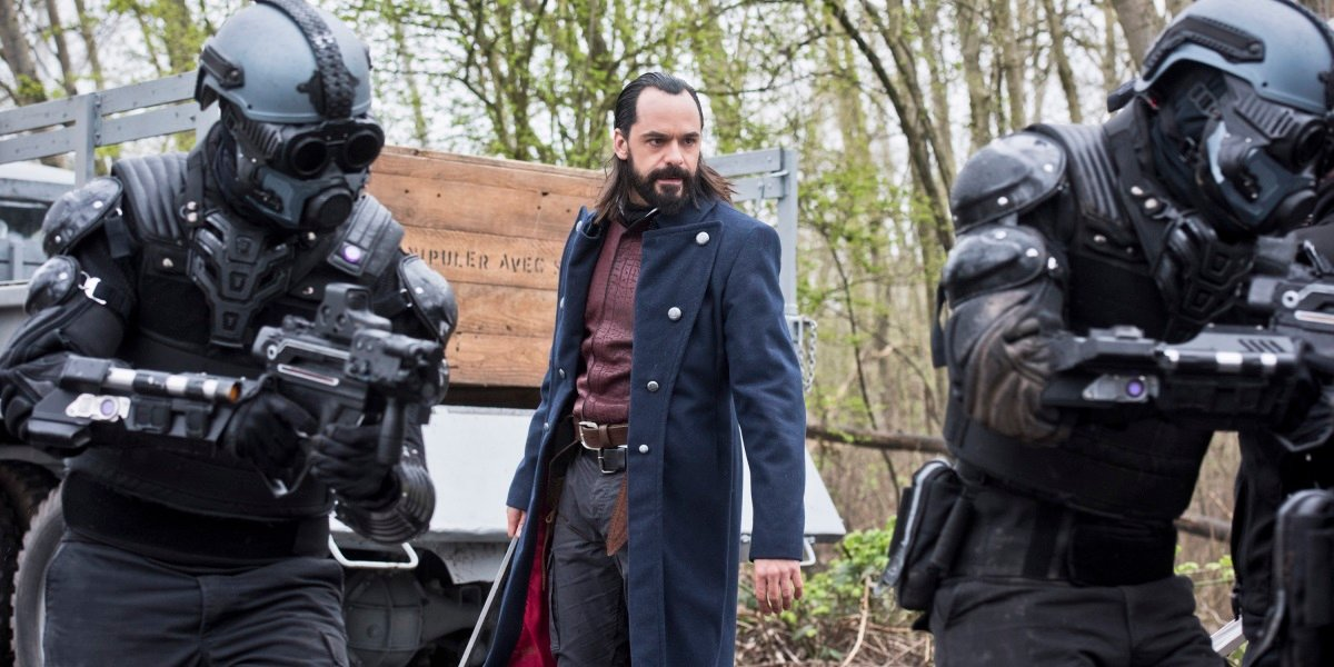 Vandal Savage Legends Of Tomorrow The CW