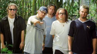 Korn in 1998