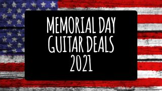 Best Memorial Day guitar sales 2021: the latest Memorial Day deals on acoustic and electric guitars, software, accessories and more