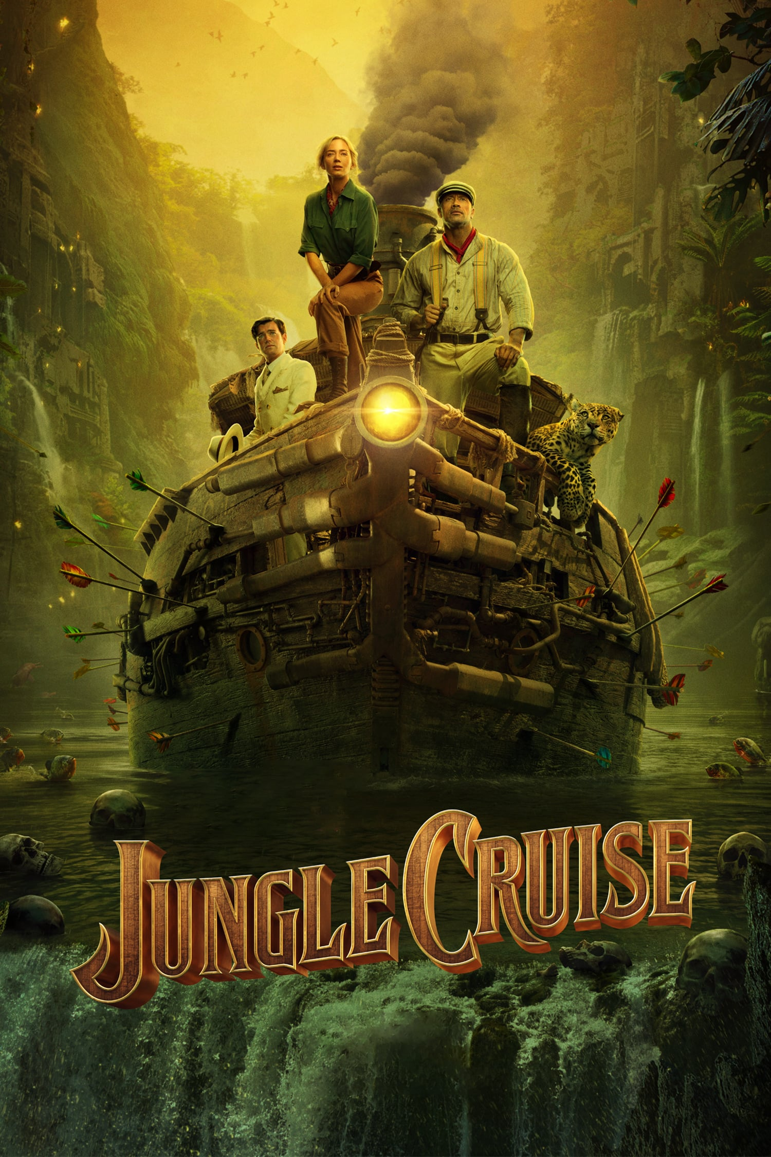 Jungle Cruise - CINEMABLEND